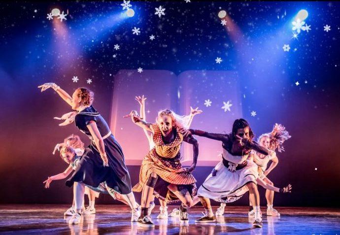 Workshop: Tussen Kerst en Nieuw @ C.C Scharpoord Balletzaal 100